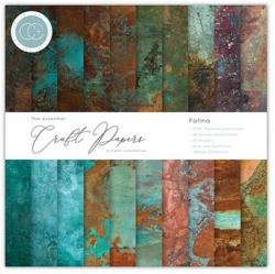 Craft Consortium Patina -paperipakkaus