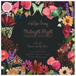 Craft Consortium Midnight Flight  -paperipakkaus, 12