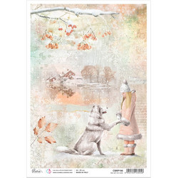 Ciao Bella riisipaperi The Gift of Love