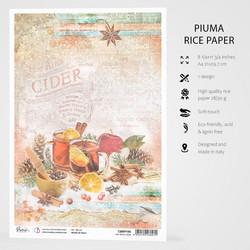Ciao Bella riisipaperi Hot Apple Cider