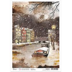 Ciao Bella riisipaperi Memorable Snowy Day