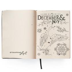 Ciao Bella leimasinsetti December Joy