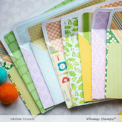 Whimsy Stamps A2 Envelope Builder -stanssisetti
