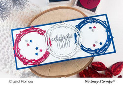 Whimsy Stamps Twinkle Scribble -stanssi