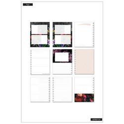 Mambi Big Planner Extension Pack -laajennuspakkaus, Rustic Blooms
