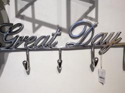 Great Days Coat Hsnger, RM