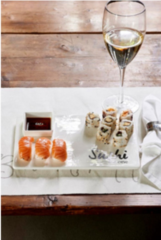 Sushi For One Plate, Riviera Maison