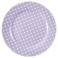 GreenGate lautanen spot lavender