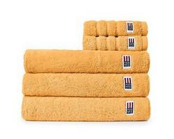 Original towel yellow sun koko 50x70cm, Lexington