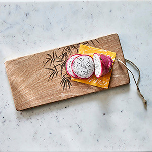 Bamboo Bliss Chopping Board