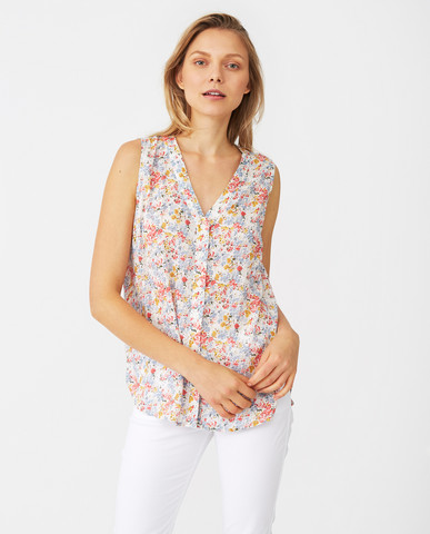 Eve Printed Top, Lexington