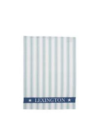 Striped Waffle Kitchen Towel, Lexington