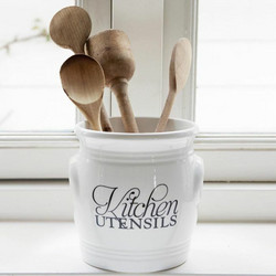 Kitchen Utensils Canister, Riviera Maison