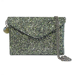 Gala Evening Clutch Emerald, Pipols Bazaar