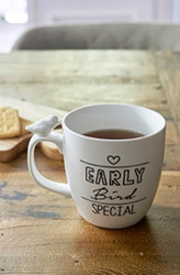 Early Bird Special Mug, Riviera Maison