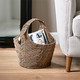 Rustic Rattan Best Magazine Basket, Riviera Maison