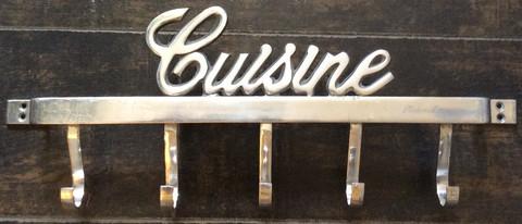 Cuisine Kitchen Hanger, Riviera Maison