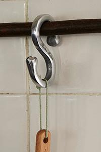 Classic S-Hook 8cm, Riviera Maison