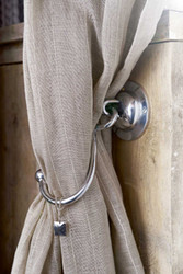 Tremont House Curtsin Hook, 2pcs, Riviera Maison