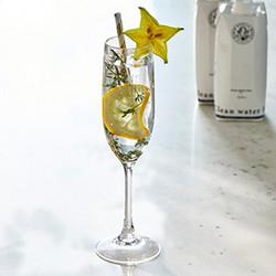 Beach Vibes Champagne Glass, Riviera Maison