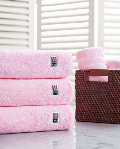Icons Original  Bath Towel koko 70x130 cm, Light Rose