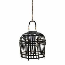 San Carlos Lamp black, S
