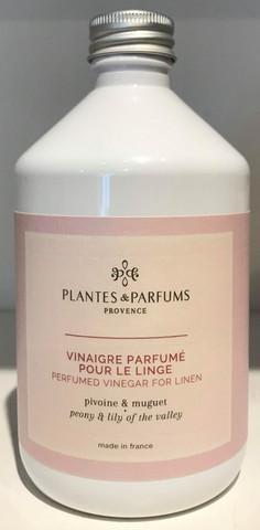 Pyykkietikka Pioni & Kielo 500ml, Plantes & Parfums