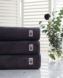 Icons Original  Bath Towel Charcol koko 50x70 cm