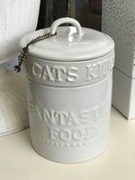 Cats Kitchen Jar, Riviera Maison