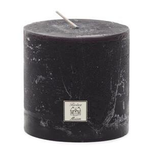 Rustic Candle black 10x10, Riviera Maison