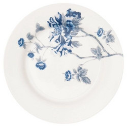 Plate Charlotte White, Greengate