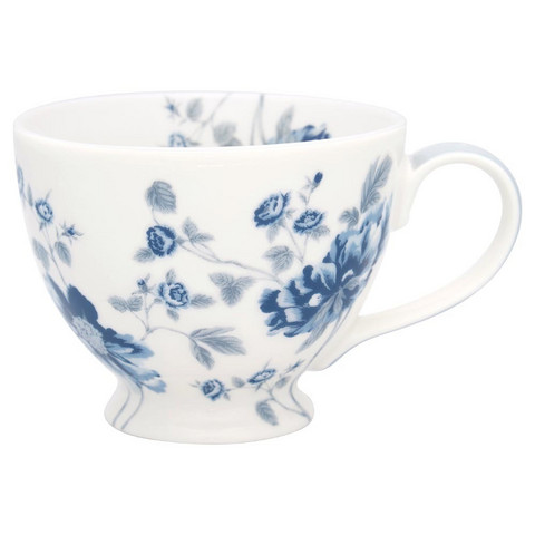 Teacup Charlotte White, Greengate