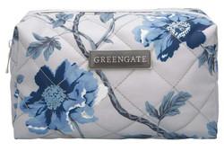 Wash Bag Charlotte Gray small, Greengate