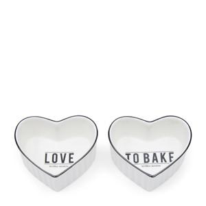 Love To Bake Bowl 2 pcs, RM