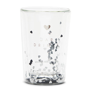 Lovely Bar Double Wall Glass M