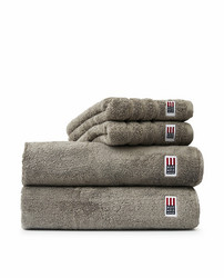 Original Towel koko 30x50 Gray Olive, Lexington