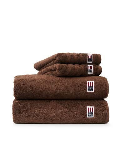 Original Towel koko 70x130 Hazel Brown, Lexington