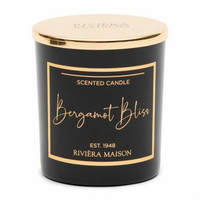 Bergamont Bliss Scented Candle, Riviera Maison
