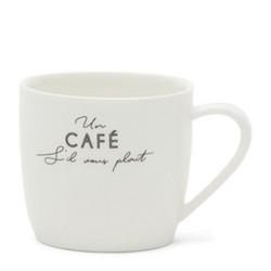 S'il Plait Vous Cafe Mug, Riviera Maison