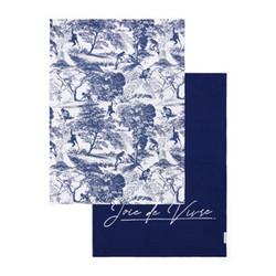 Join De Virve Tea Towel 2 pcs, , Riviera Maison