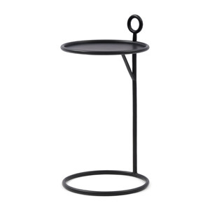 Nolita Side Table Black, Riviera Maison