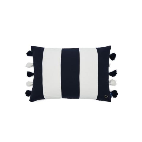 Yacht Club Stripe Pillow Cover, Riviera Maison