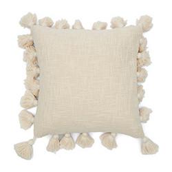 Fleur Pompom Pillow Cover koko 50x50, Riviera Maison