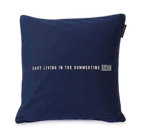 Tyynynpäällinen Summertime Blue,  50x50, Lexington