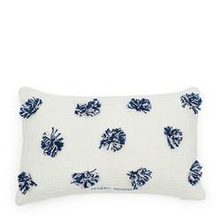 Beach Club Pompom Pillow Cover, Riviera Maison