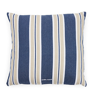 Beach Striped Outdoor Pillow Cover, Riviera Maison
