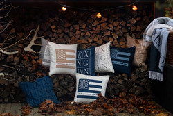Tyyynynpäällinen Art & Crafts Cotton Twill , Lexington