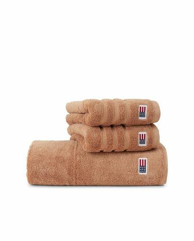 Original Towel Almond Beige, 50x70, Lexington