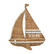 RR Sailing Boat Wall Decoration, Riviera Maison