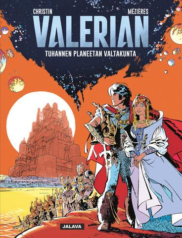 Valerian: Tuhannen planeetan valtakunta